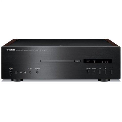 CD-S1000 Black Natural Sound Super Audio CD Player