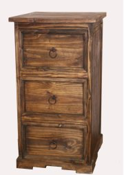 Medio File Cabinet 3-Drawers Product Image