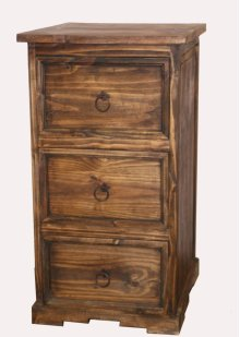 Medio File Cabinet 3-Drawers