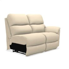 Trouper Power Left-Arm Sitting Reclining Loveseat