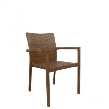 St Barths Stackable Arm Chair