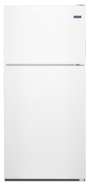 33-Inch Wide Top Freezer Refrigerator with PowerCold® Feature- 21 Cu. Ft.