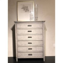 Willow Drawer Chest - Pewter