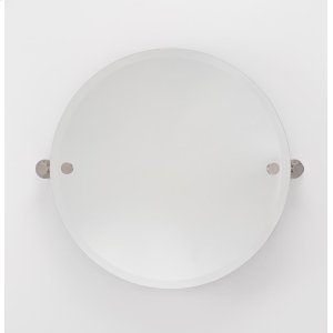 Mirrors For Adjustable Brackets 2424-Rnd (Brackets Sold Separately)