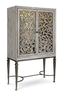 The Foundry Gillespie Bar Cabinet