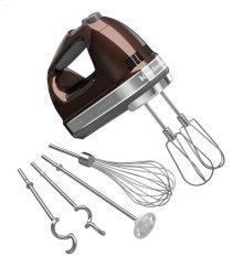 KitchenAid® 9-Speed Architect Hand Mixer - Espresso