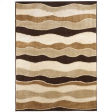 Exceptional Designs by Flash Frequency 5' x 7'3'' Rug