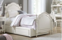 Harmony by Wendy Bellissimo Summerset Low Post Bed Full