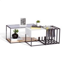 Space Frame Table Set