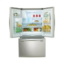 RF263BEAESR, 24.6 cu. ft., 3-Door French Door Refrigerator