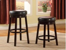Wendy Swivel Pub Stool Espresso