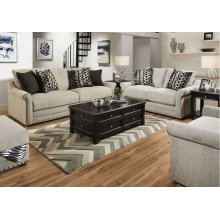 9912 Stationary Loveseat