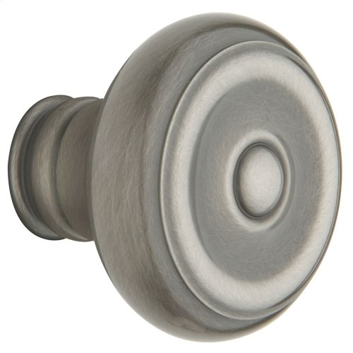Antique Nickel 5020 Estate Knob