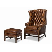 Summerfield Chair and Ottoman