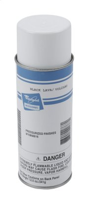 Black Lava Touch-Up Spray Paint Product Image