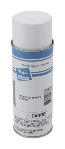 Black Lava Touch-Up Spray Paint