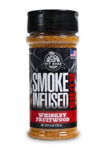 Smoke Infused Whiskey Fruitwood