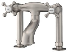 Rim Mount Tub Filler - Extra Tall