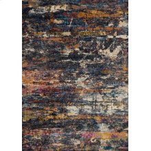Midnight / Multi Rug