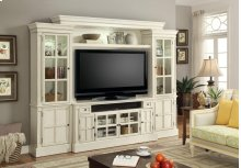 """4pc 72"""" Entertainment Wall"""