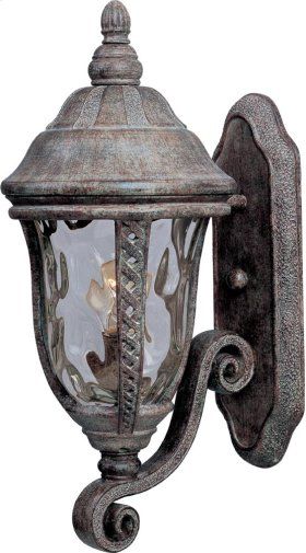 Whittier Cast 1-Light Outdoor Wall Lantern