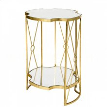 Marlene Tall Double Side Table
