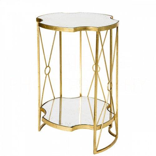 Marlene Tall Double Side Table