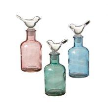 Bird Bottle (3 asstd).