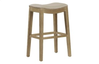 Vivian Bar Stool - Natural