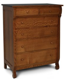 Empire 6-Drawer Chest
