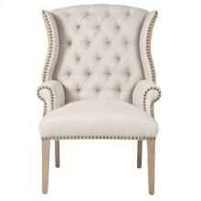 Quinn Tufted Arm Chair