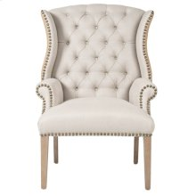 Quinn Tufted Arm Chair
