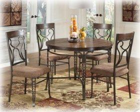 Sandling Round DR Table Set