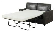 Emerald Home Slumber Twin Sleeper W/gel Foam Mattress Charcoal U3215-33-13