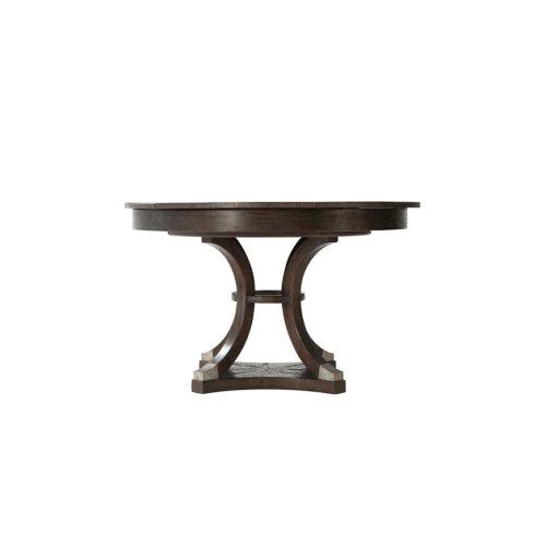 Devereaux Dining Table, Dark Echo Oak