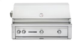 """42"""" Built In Grill with ProSear & Rotisserie (L700PSR) - Natural gas"""