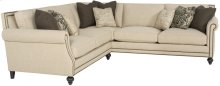 Brae Sectional in Mocha (751)