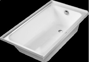 White D-code Bathtub