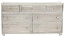 Criteria Dresser in Heather Gray (363)