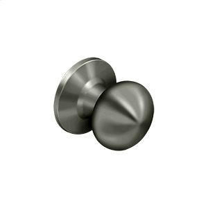 Portland Knob Trimkit - Antique Nickel