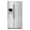 Electrolux Standard-Depth Side-By-Side Refrigerator With Wave-Touch® Controls