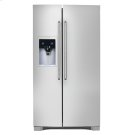 Standard-Depth Side-By-Side Refrigerator with Wave-Touch® Controls Product Image