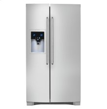 Standard-Depth Side-By-Side Refrigerator with Wave-Touch® Controls