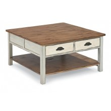 Chateau Square Coffee Table