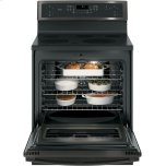 """GE Profile 30"""" Free-Standing Electric Convection Range"""