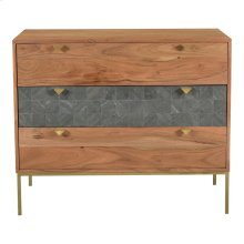 Alessio 3 Drawer Chest