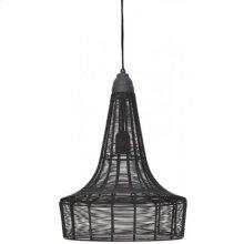 Hanging lamp 34x45 cm MELIA cement