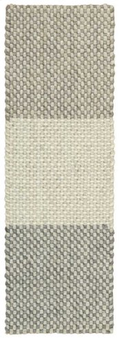 Cascade Cas01 Bkt Rectangle Rug 1' X 3'