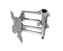 Dyno 102 Medium Articulating TV Mount, Silver