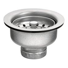 Moen satin stainless steel sink accessory